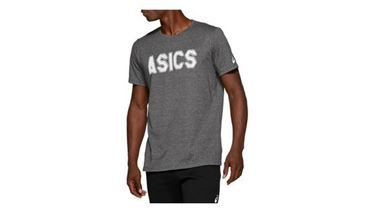Picture of Asics Mens Fitness & Training M GPX SS T 2 - Performance Black Heather