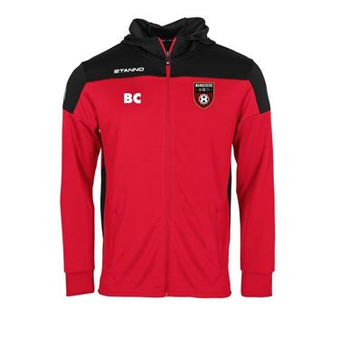 Picture of Wanderers FC Hooded Sweat Jacket