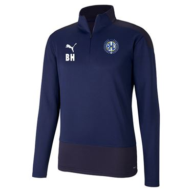 Picture of Bromley Heath United FC Training 1/4 Zip Top