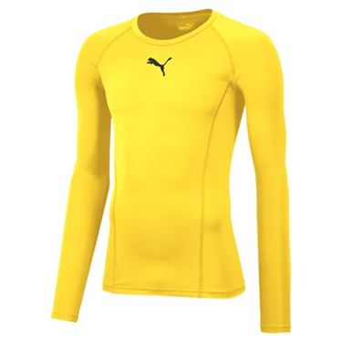 Picture of Bromley Heath United FC Baselayer - Cyber Yellow