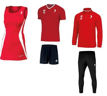 Picture of St Brendans Sixth Form College Netball Pack