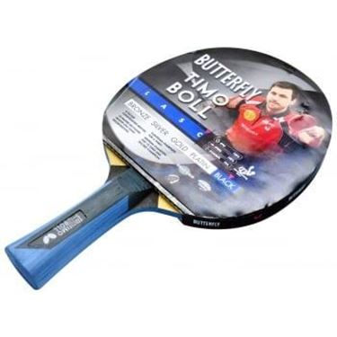 Picture of Butterfly Timo Boll Black Table Tennis Bat