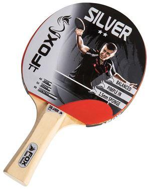 Picture of Fox TT Silver Table Tennis Bat