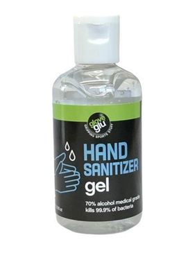 Picture of GloveGlu Soccer Sanitiser Gel - 100ml