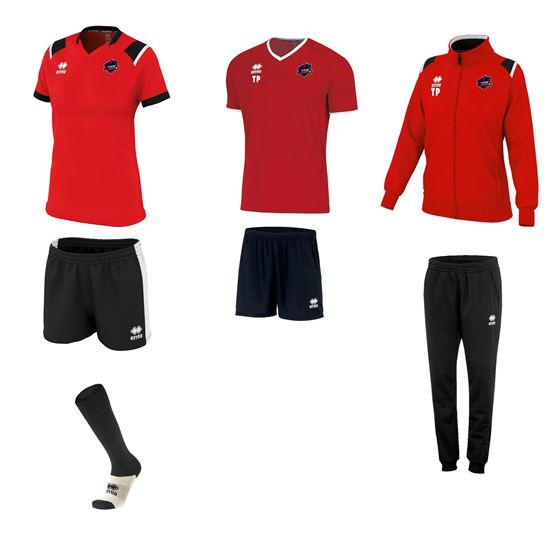Picture of St Brendans Sixth Form College Womens (TPS) Football Pack