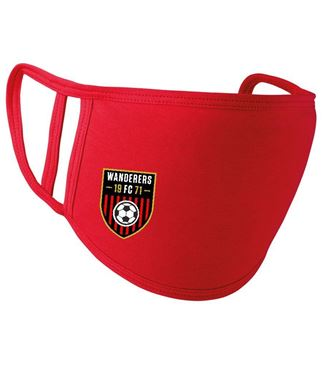Picture of Wanderers FC Adult Face Covering