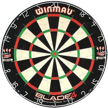 Picture of Winmau Blade 4 Bristle Dartboard