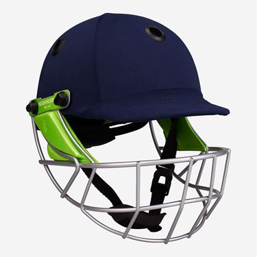 Picture of Kookaburra Pro 600F Cricket Helmet - Navy