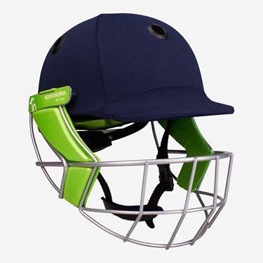 Picture of Kookaburra Pro 1200 Cricket Helmet - Navy
