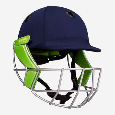Picture of Kookaburra Pro 1500 Cricket Helmet - Navy