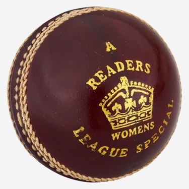 Picture of Readers League Special Womens Cricket Ball