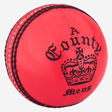Picture of Readers County Crown Pink Cricket Ball
