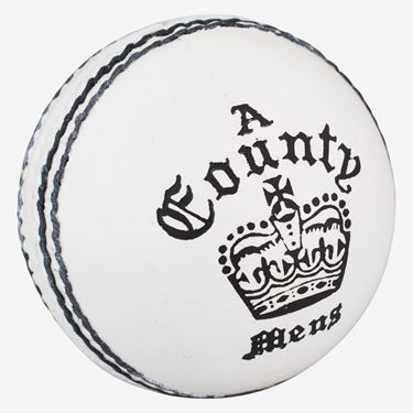 Picture of Readers County Crown White Cricket Ball