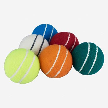 Picture of Readers Allplay Multicoloured Cricket Balls (Box of 6)