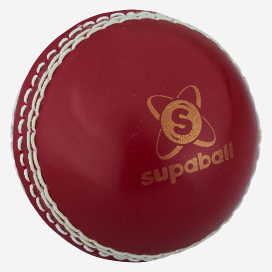 Picture of Readers Supaball Red Cricket Ball