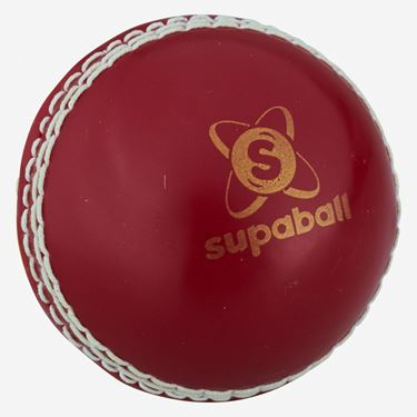 Picture of Readers Supaball Red/Yellow Cricket Ball