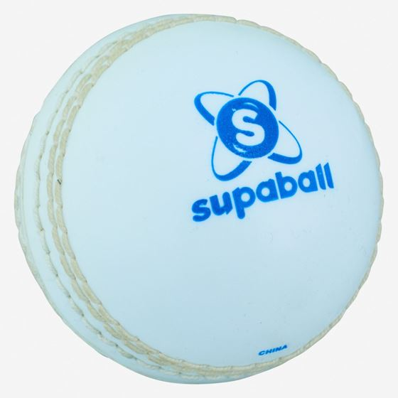 Picture of Readers Supaball White Cricket Ball