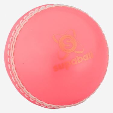 Picture of Readers Supaball Pink Cricket Ball