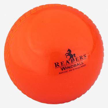 Picture of Readers Windball Orange Cricket Ball