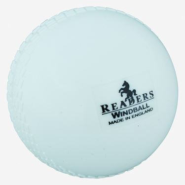 Picture of Readers Windball White Cricket Ball