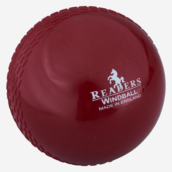 Picture of Readers Windball Maroon Cricket Ball