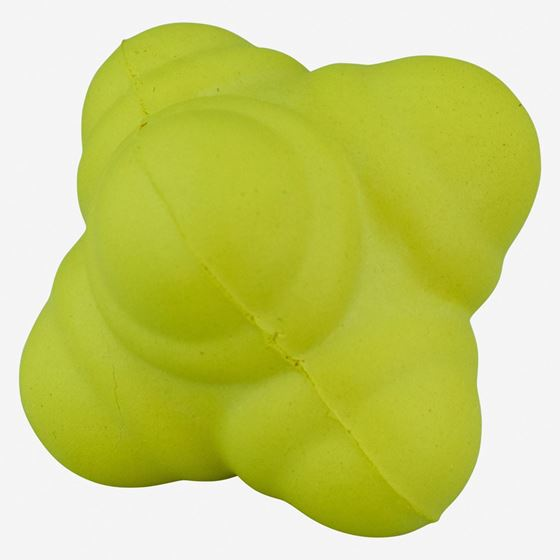 Picture of Readers Reacta Yellow Cricket Ball