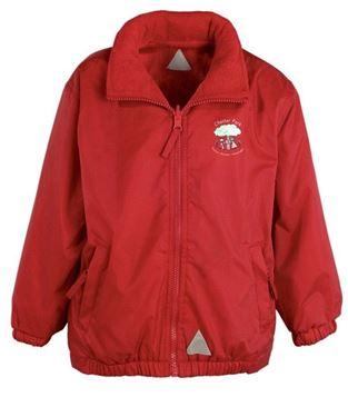 Picture of Chester Park School Reversible Showerproof Fleece Jacket