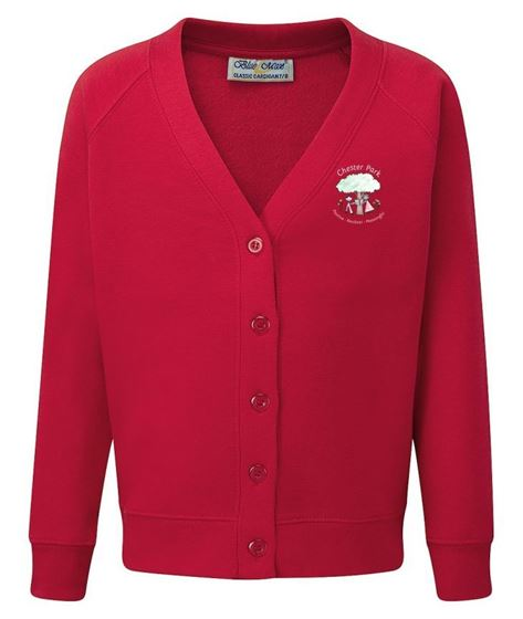 Picture of Chester Park School Cardigan