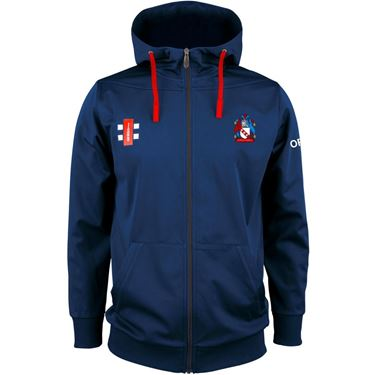 Picture of Oldfield Park CC Pro Performance Hooded Top