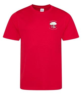 Picture of Chester Park School PE Performance Tee