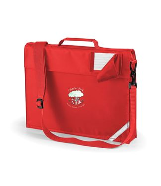 Picture of Chester Park School Junior Book Bag (with strap)
