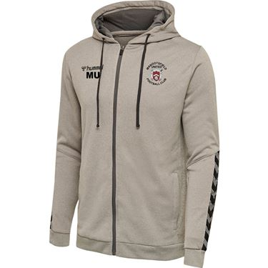 Picture of Mangotsfield United JFC hmlAUTHENTIC Poly Zip Hoodie