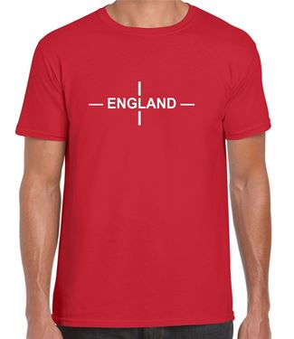 Picture of ENGLAND RED T-SHIRT
