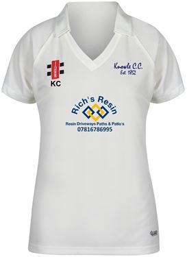 Picture of Knowle CC Ladies Playing Shirt