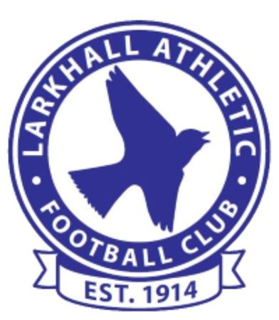 Picture for category Larkhall Athletic FC